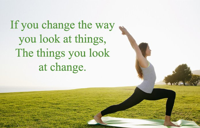 Life Changes Yoga Quotations