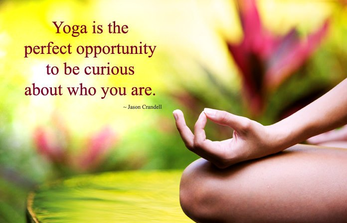 Meaningful Yoga Sayings