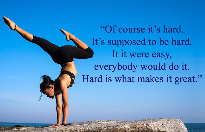 Motivational Yoga Day Quotes
