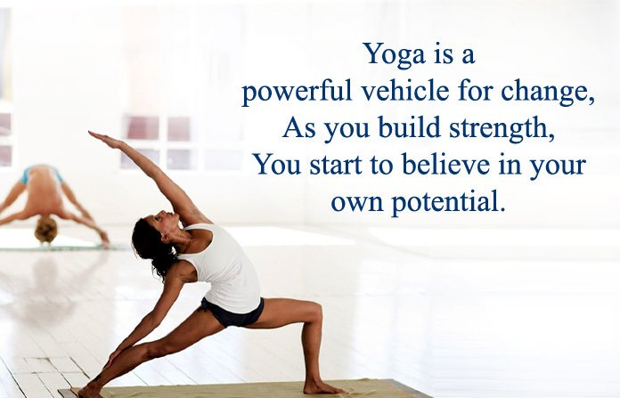 Powerful Yoga Messages