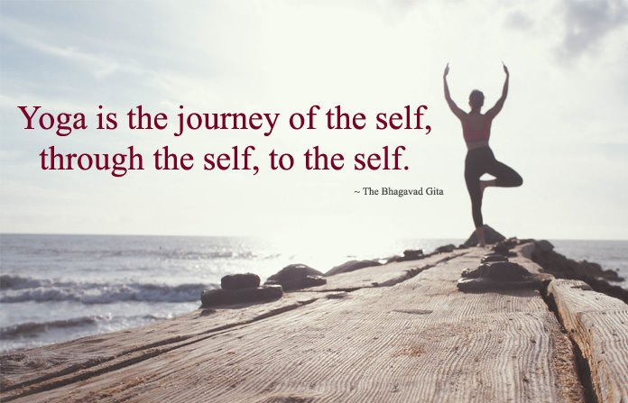 Self Journey of Yoga