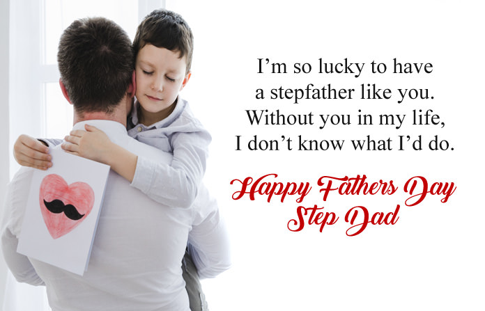Step Dad Fathers Day Quotes