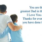 Thank You Dad Quotes