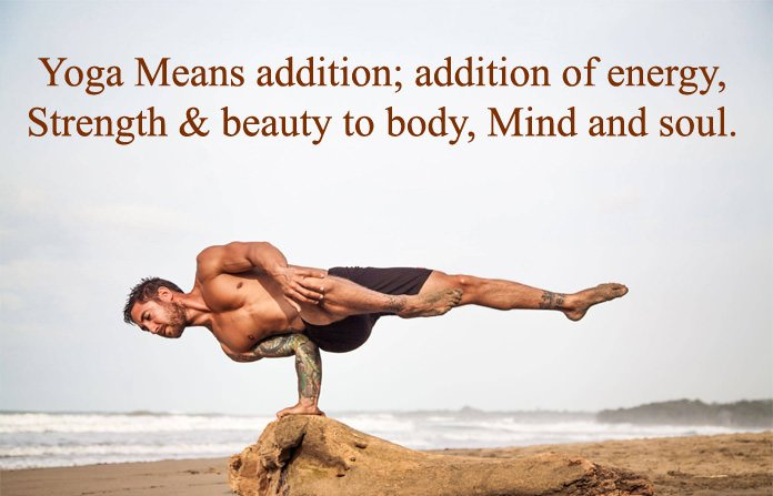 Yoga Strength Energy Quotes