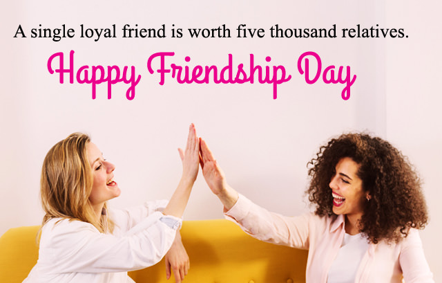 Friendship Day Message for Best Friend