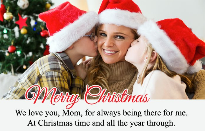 Christmas Quotes for Mom