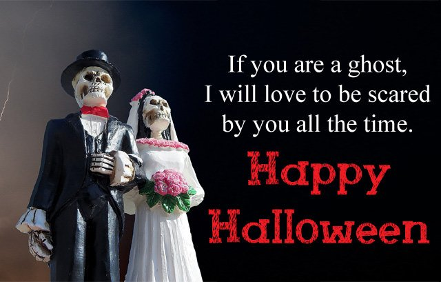 Halloween Love Quotes