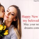 Happy New Year Mom Quotes, Wishes & Poems