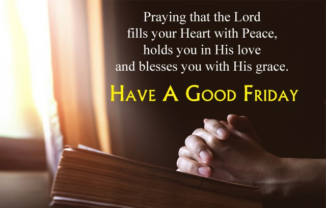 Good Friday Blessing Quotes