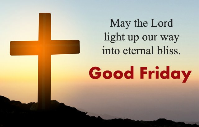 Good Friday Cross Images with Quotes