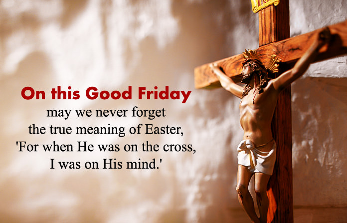 Good Friday Easter Quotes