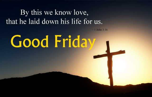 Good Friday Images Quotes
