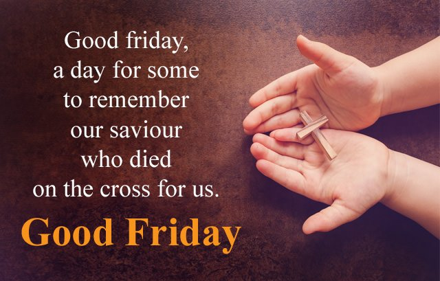 Good Friday Cross Images