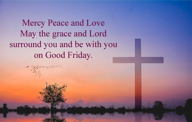 Good Friday Peace Quotes