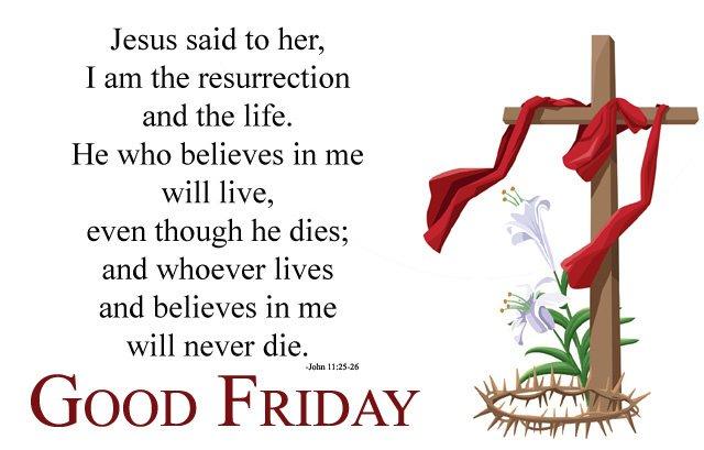Inspirational Good Friday
