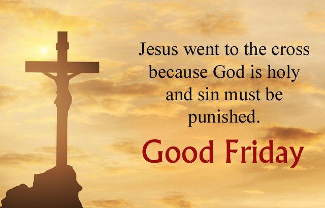 Jesus Good Friday Quotes