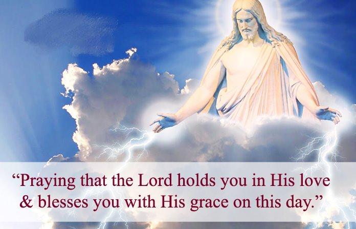 Jesus Praying Quotes
