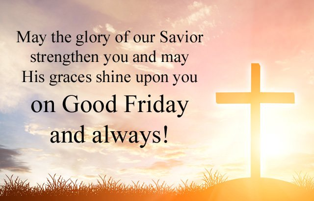 Proud Good Friday Quotes