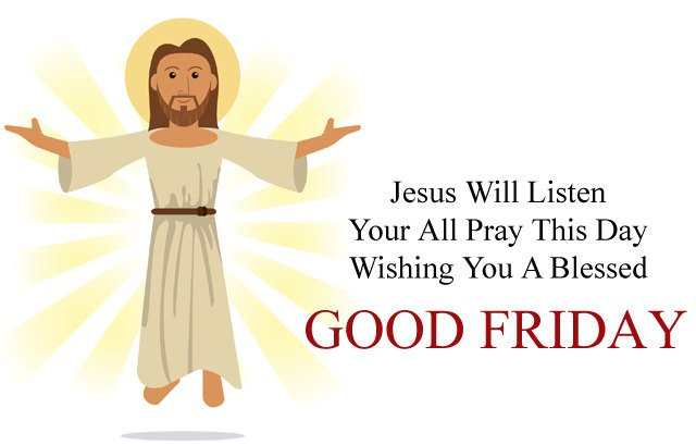 Religious Good Friday Wishes