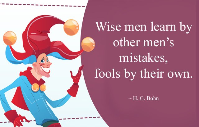 Wise Man Vs Foolish People Quotes