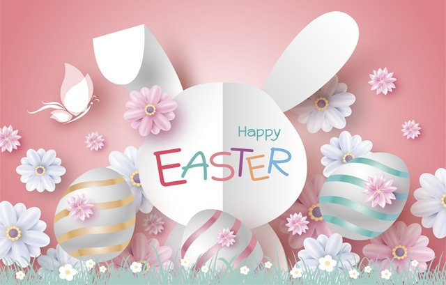 Beautiful Simple Easter Pictures for Kids