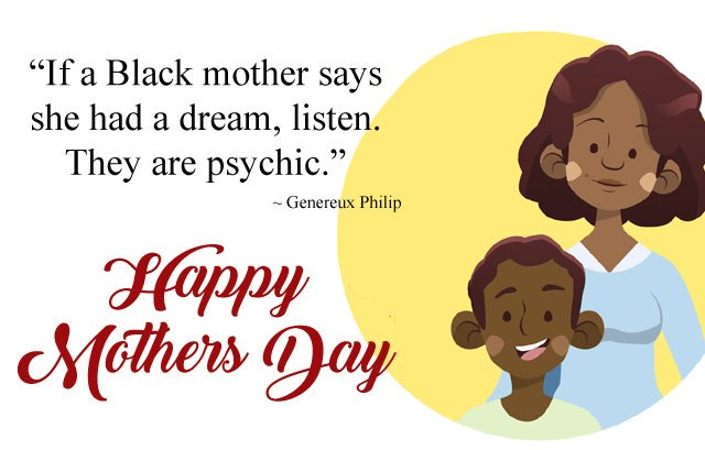 Black Mother Quotes