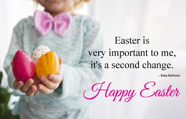 Easter Importance Thoughts