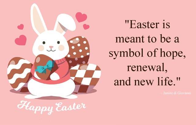Easter Meaningful Sayings
