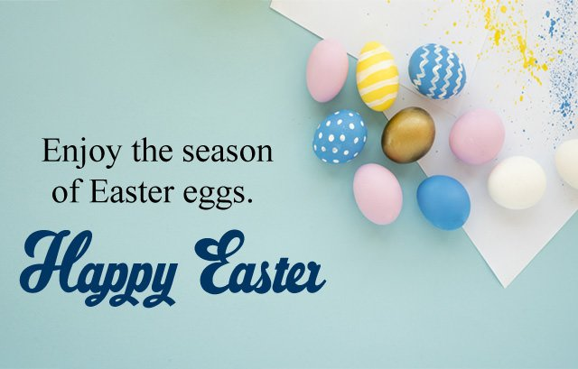 Happy Easter Sayings Images