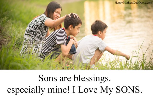 I Love My Son Quotes