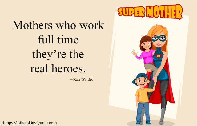 Super Mom Quotes