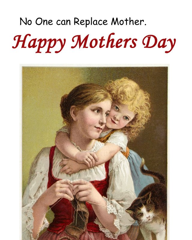 Vintage Mothers Day Images
