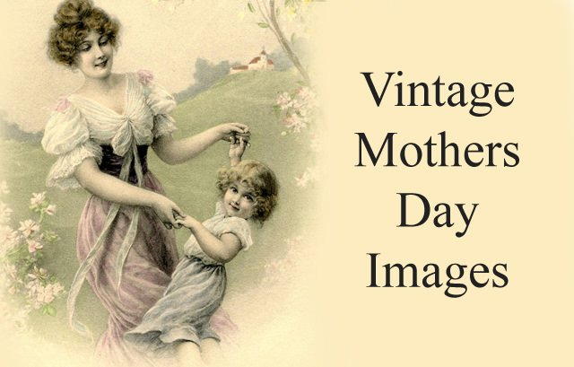 vintage mothers day images HD