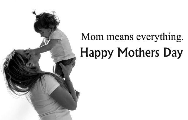 Colorless Dark Photos for Mom's Day