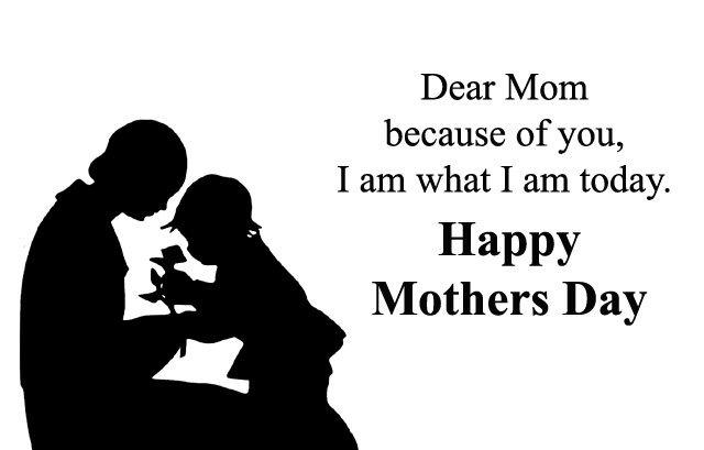 Happy Mom's Day Mom