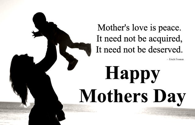 Happy Mothers Day Black and White Images