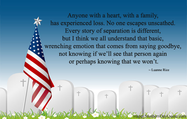 Heart Touching Lines for Memorial Day