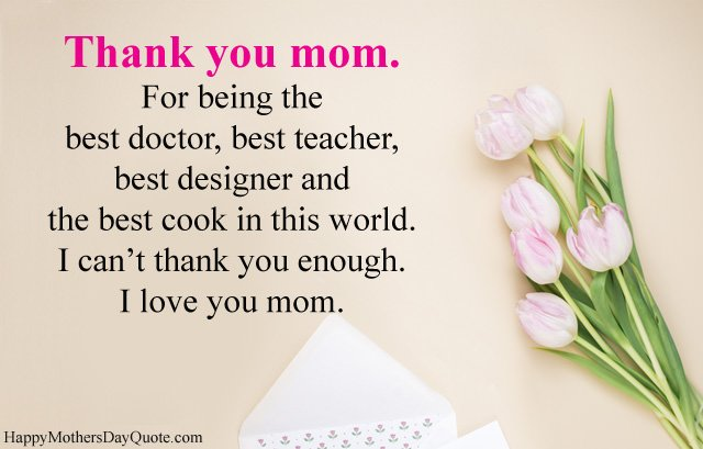 Inspirational Mother Appreciation Images