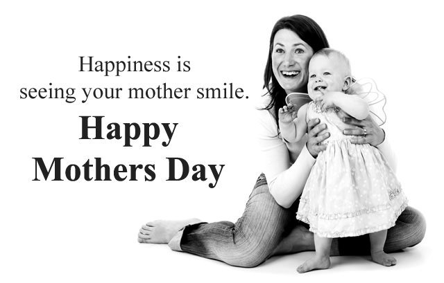 Mother Smile Saying