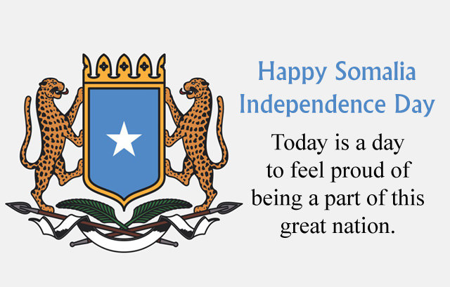 1st July Somali Independence Day