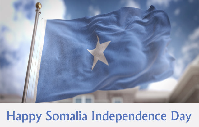 Somali Independence Day Greetings