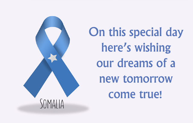Somalia Day Wishes