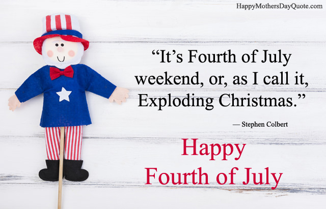 Funny Fourth of July Quotes Wishes