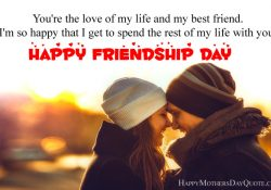 Friendship Day Love Wishes Quotes