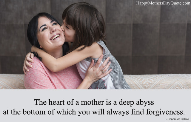 Deep Mother Quotes
