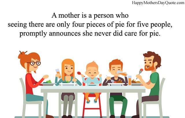 Sad True Emotional Sacrifices Message About Mother