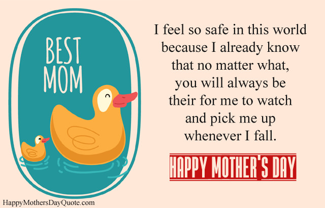 Special Mother Day Wishes Messages