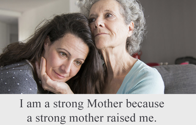Strong Mom Quotes From Daughter