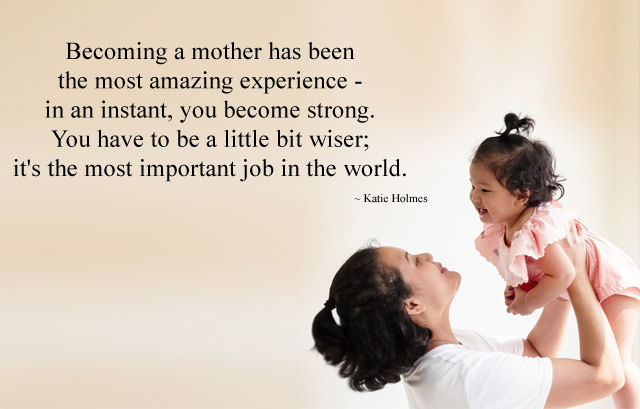 Strong Mother Quotes and Saying Images